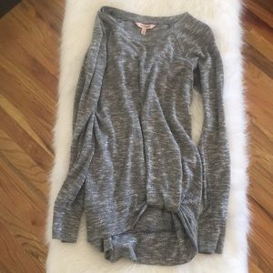 Super cute long sleeve juicy couture top